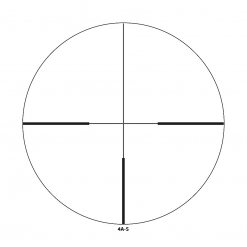 Zielfernrohr Delta Optical Titanium 1-6x24 4A S 8 MOA