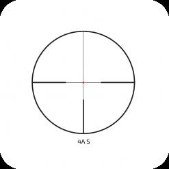 Zielfernrohr Delta Optical Titanium 2.5-10x50 HD SF
