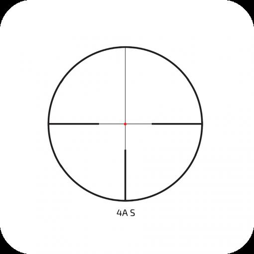 Zielfernrohr Delta Optical Titanium 2.5-10x56 HD