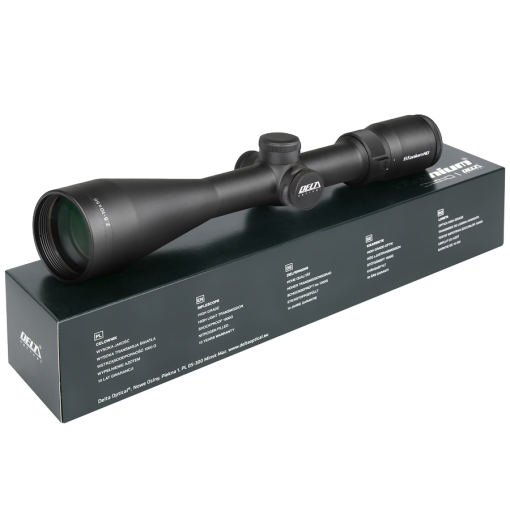 Zielfernrohr Delta Optical Titanium 2.5-10x56 HD Di