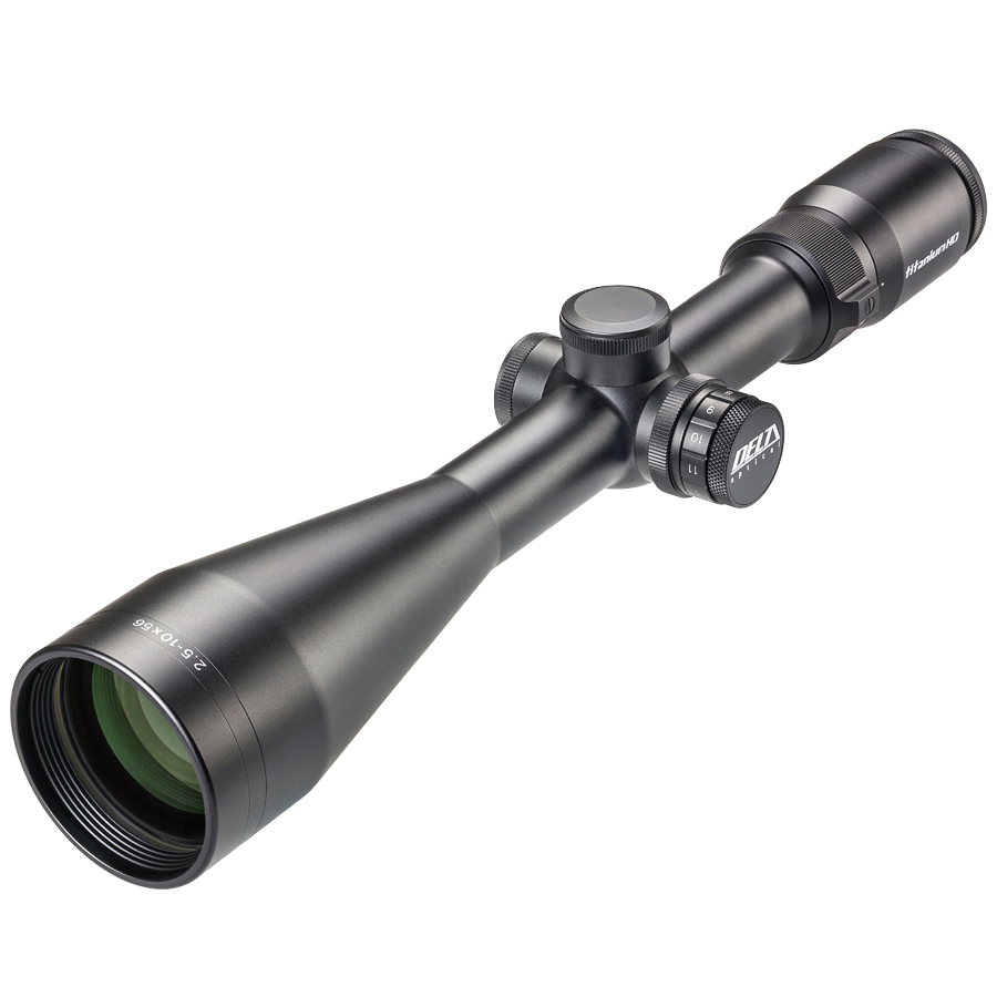 Zielfernrohr Delta Optical Titanium 2.5-10x56 HD SF