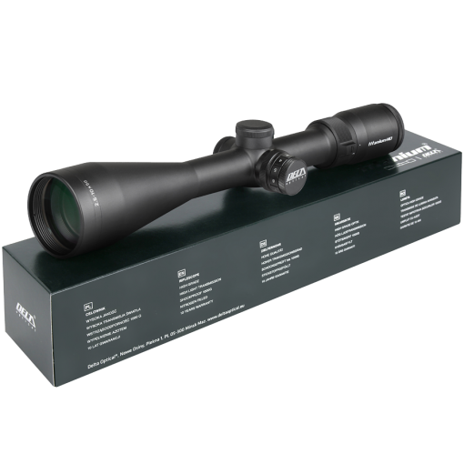 Zielfernrohr Delta Optical Titanium 2.5-10x56 HD SF
