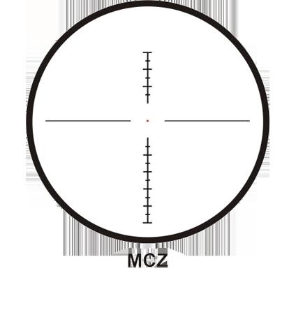 Zielfernrohr Delta Optical Titanium 4.5-30x50 iR SF MCZ