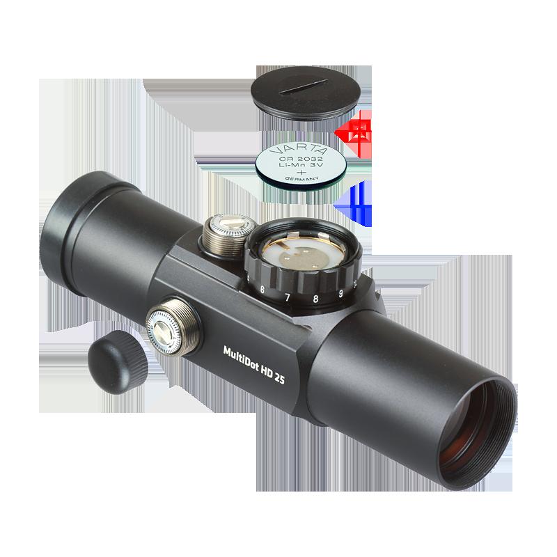 Delta Optical MultiDot HD25
