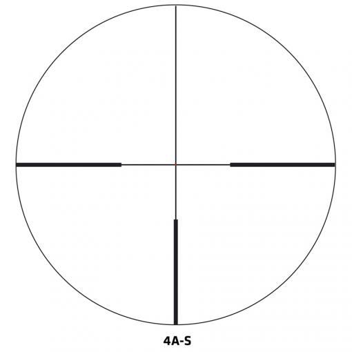 Zielfernrohre Delta Optical Titanium 4-24x50 HD SFP 4A-S