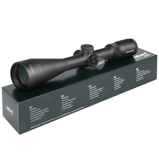 Zielfernrohre Delta Optical Titanium 2.5-15x56 HD SF 2D